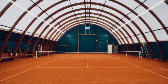 New Lawn Tennis Club couvert de Lille